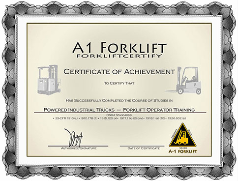 forklift certification forklift training onsite forklift training certification california. Black Bedroom Furniture Sets. Home Design Ideas
